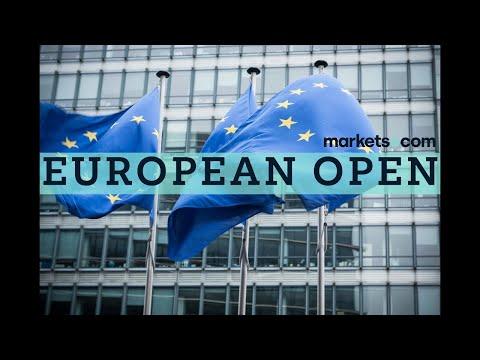 European Markets Open - Cable, Dax, FTSE, Dollar Index, VIXX, Gold, Silver, Oil