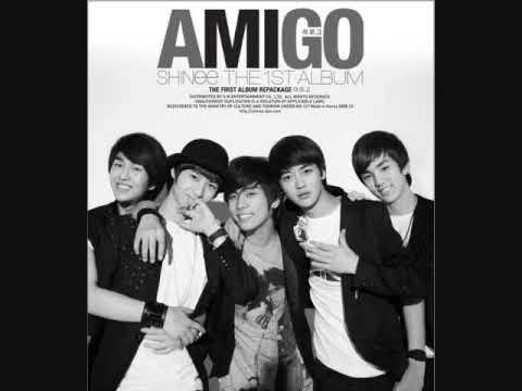 Shinee - Amigo (Acapella/ Vocal Version)