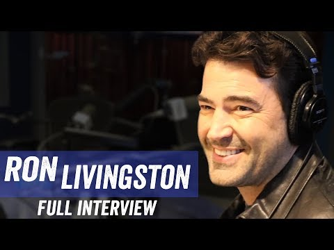 Ron Livingston  'Loudermilk', Science, Auditioning for Pennywise  Jim Norton & Sam Roberts
