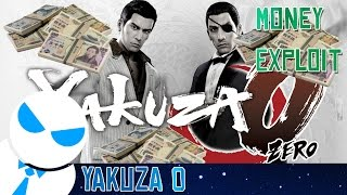 YAKUZA 0 - MONEY EXPLOIT !! Earn Trillions in Minutes ~