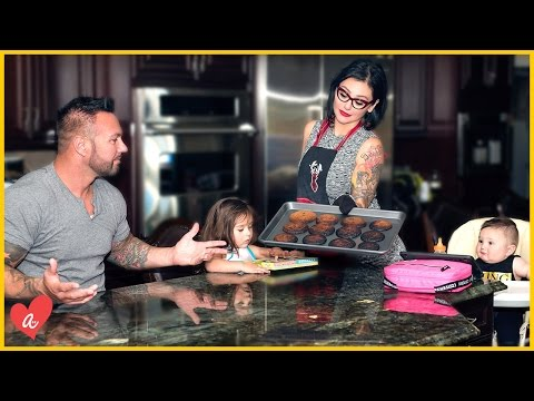 DINNER WITH THE MATHEWS | Jenni & Roger: Domesticated | Awestruck