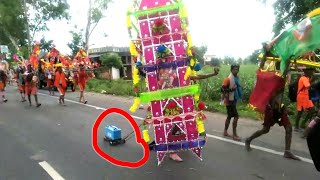 पैदल कांवड़ यात्रा-2020    shiv kawad YATRA  kawad paidal yatra 2020   paidal kawad yatra 2020
