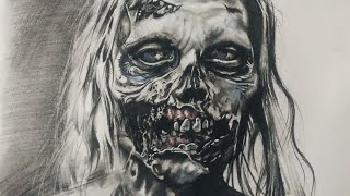 Drawing a Zombie from