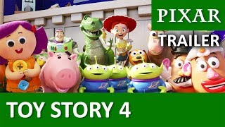 Trailer på Dansk | Toy Story 4