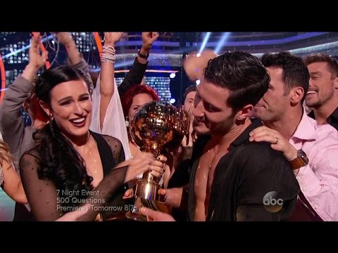 Winners Rumer Willis and Val  DWTS Season 20 Dancing with The Stars Finales Results Finals May 19