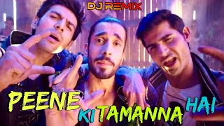 Peene Ki Tamanna Hai | Loveshhuda | Re - Created Version | Dj Remix | In Full H.D