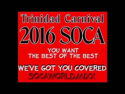 2016 Soca Road Mix - SocaWorldMixx REMI