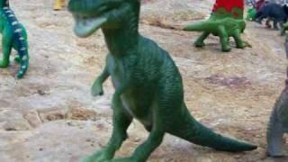 I Believe In Dinosaurs music video - Jez Kemp