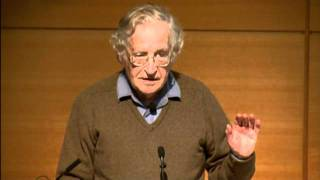 Noam Chomsky on the Responsibility of Intellectuals: Redux