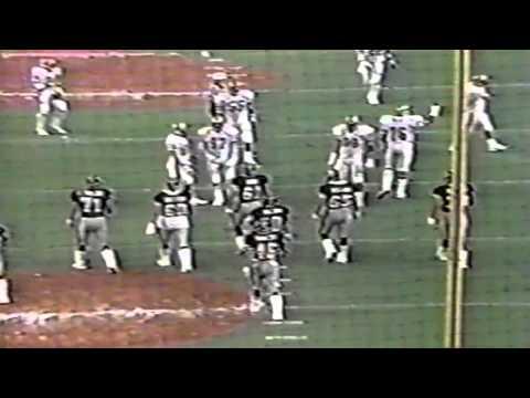 Week 15 - 1985: Birmingham Stallions vs Houston Gamblers
