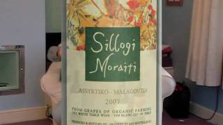 Simon Woods Wine Videos: A quartet from Greece