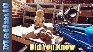 Did You Know - Rainbow Six Siege - Episode 13