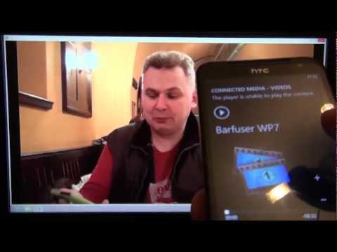 ГаджеТы: как работает HTC Titan c DLNA: Windows, Xbox, NAS, Android