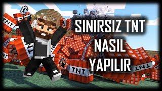 SINIRSIZ TNT, DEEPSKY gezisi + AFK kırıktaş ve çimento farmı yapımı