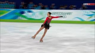 Triple Axel Mao Asada
