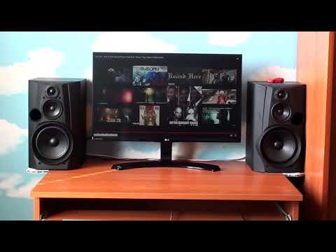 Новая акустика для PC + Бюджетный домашний кинотеатр