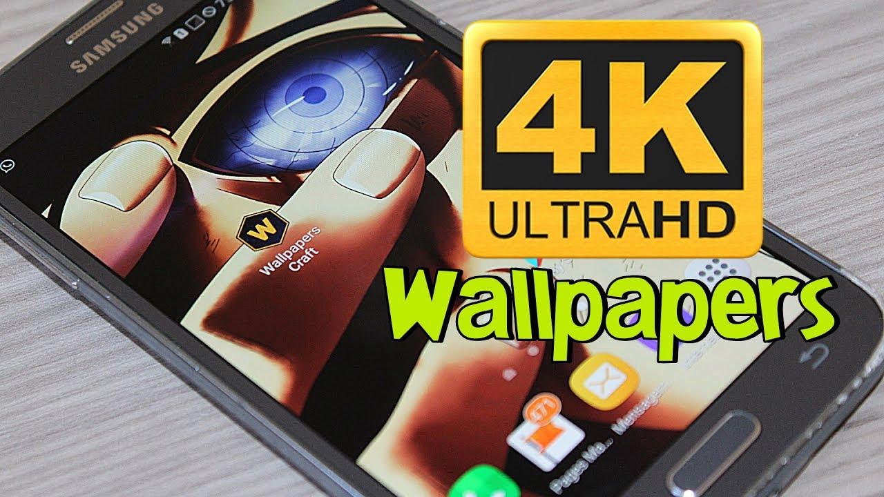 Incrivel Wallpapers 4k Para Celular Android Os Melhores Youtube