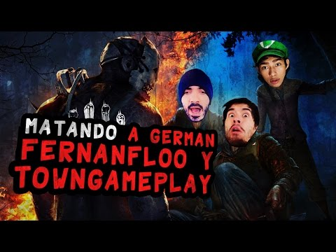 MATANDO A GERMAN, FERNANFLOO Y TOWNGAMEPLAY !