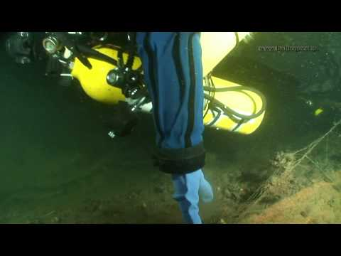 Wreck Diving in the Baltic Sea – U-boat 272 at 72m