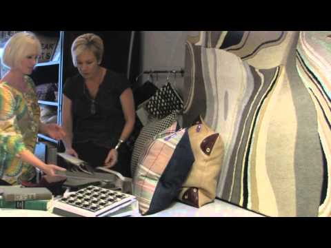 "KK How To: Kerrie Kelly Shows How to Make a Room ""Guy-Friendly"""