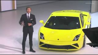 2013 Lamborghini Gallardo - Paris Motor Show GERMAN / G7 Forum.de