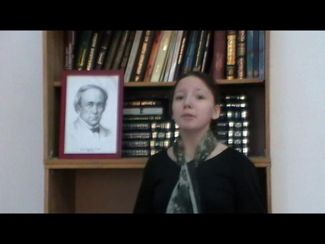 Изображение предпросмотра прочтения – ТатьянаНизамова читает произведение «Над виноградными холмами...» Ф.И.Тютчева