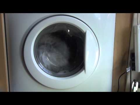 Zanussi Aquafall ZWHB7160 : Easy Iron 60'c : Wash (1 of 3)