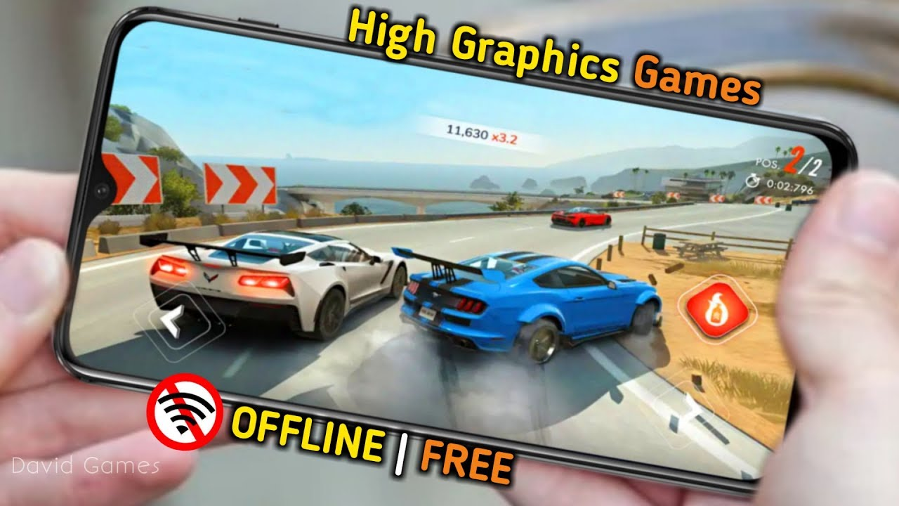 Download Top 10 high graphics racing games for android offline 2020