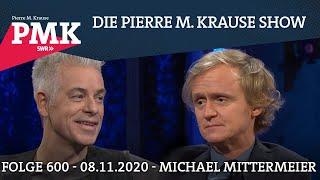 Pierre M. Krause Show vom 08.11.2020 mit Michael Mittermeier