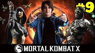 Mortal Kombat X | GAMEPLAY ITA #9 | La Regina degli Insetti! [w/Facecam] By GiosephTheGamer