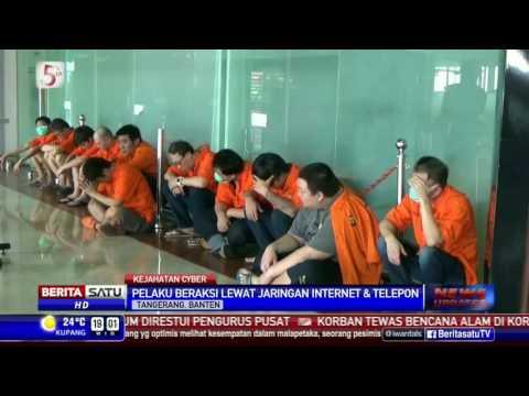 Polda Metro Jaya Deportasi 11 Pelaku Cyber Crime ke Taiwan