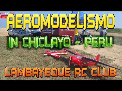 Aeromodelismo - Chiclayo in Peru