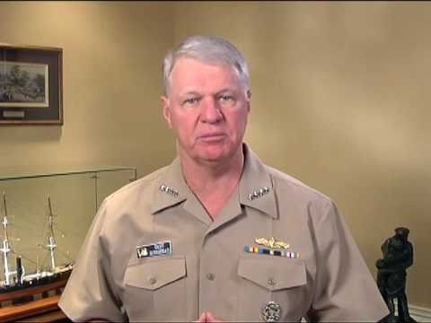 Chief of Naval Operations, Admiral Gary Roughead