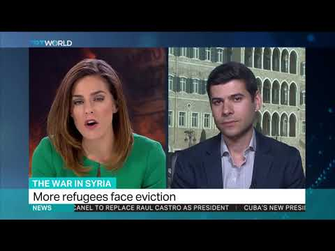 Lebanon forcing Syrian refugees to return home – rights group