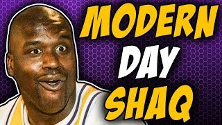 What If Shaq Played In Today's NBA?