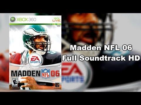 Madden NFL 06 - Full Soundtrack HD