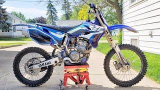 Yamaha YZ250F Dirt Bike Doesn't Run. Let's Fix It.