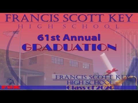 Francis Scott Key High School 2020 Graduation Ceremony
