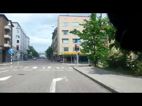 Rundtur i Stockholm Södertälje