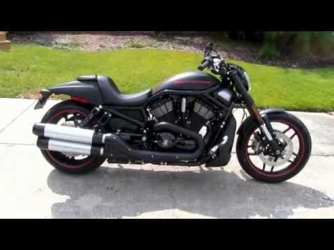 2013 Harley-Davidson VRSCDX V-Rod Night Rod Special - YouTube