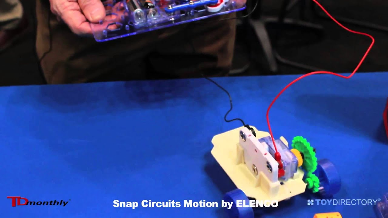 elenco snap circuits motion rh youtube com