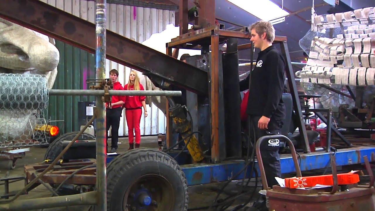 Het bouwen van een carnavalswagen youtube - Hoe je een eigentijdse inrichting van ...