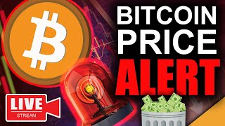 URGENT Bitcoin Price Alert!! HUGE Move Incoming