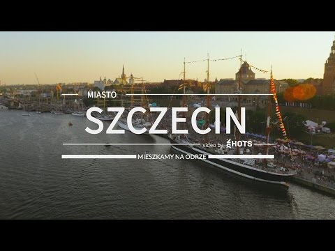 Szczecin: wideo przewodnik  [4K]