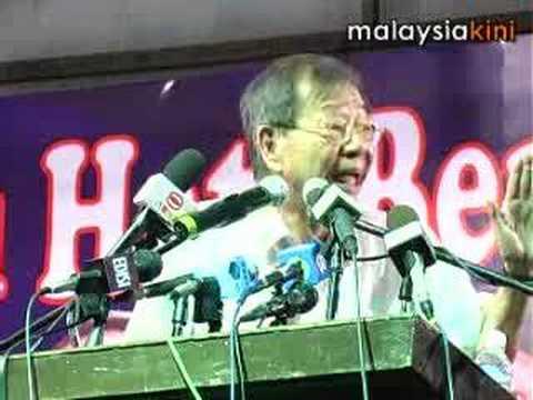 """Keng Yaik: Anwar is ''anti-Chinese"""""""