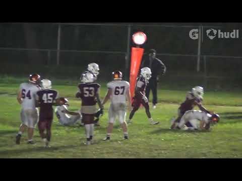 Aliyoh Turay - Penn Wood High School - 2019 - Linebacker - Mid-Season Highlights