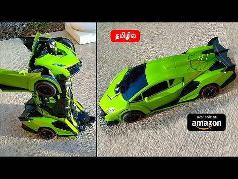 12 UNIQUE RC CARS GADGETS ▶ TRANSFORM CARS 2021 | AVAILABLE IN AMAZON - FUTURE TECH TAMIL