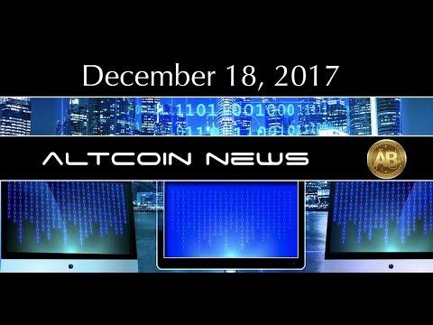 Altcoin News - Boeing To Use Blockchain, Power Ledger, Ripple, Warren Buffet Bitcoin