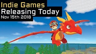 Top 9 New Indie Games Releasing Today - November 15th 2018