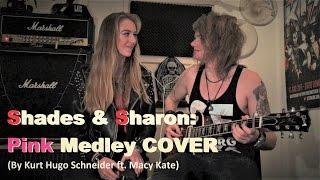 Video Shades & Sharon: PINK MEDLEY download MP3, 3GP, MP4, WEBM, AVI, FLV Januari 2018